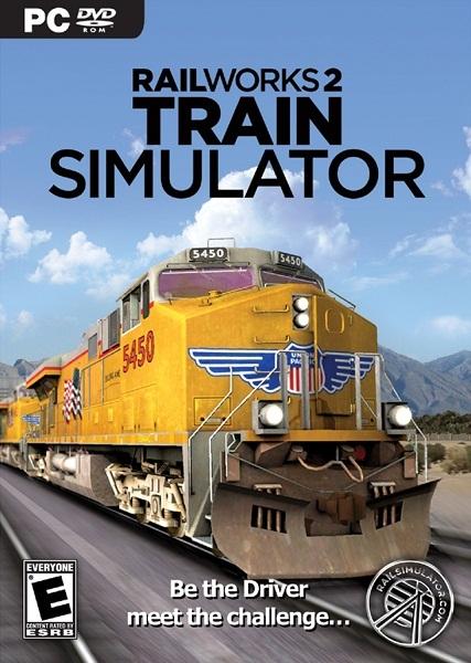 Railworks 2 : Train Simulator (1DVD)