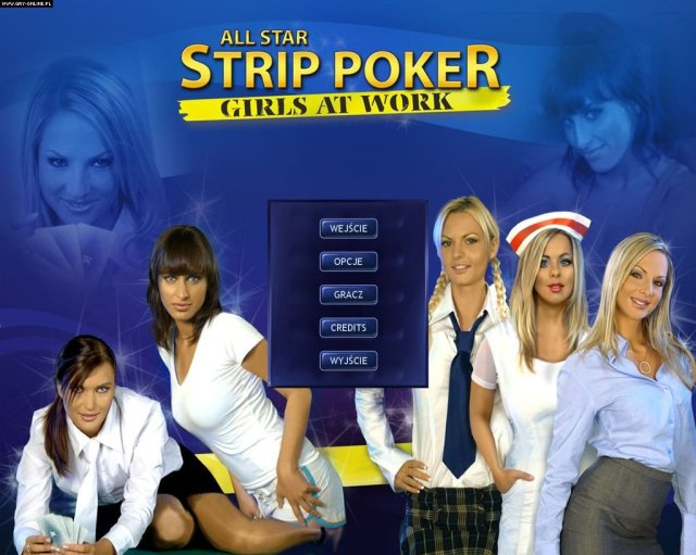 Star Poker Strip