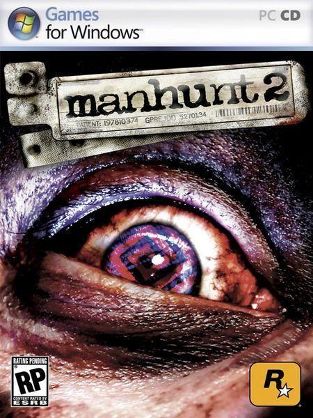 Manhunt 2 Fake PC-Cover